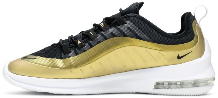 Querido efectivo Médico  Air Max Axis 'Black Metallic Gold' - Nike - AA2146 011 | GOAT