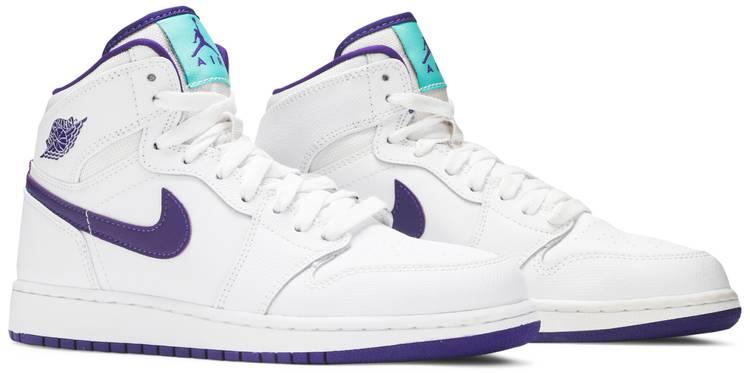 Air Jordan 1 Retro High OG PS 'Court Purple'