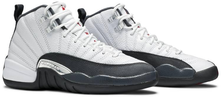 Air Jordan 12 Retro BG 'Dark Grey'
