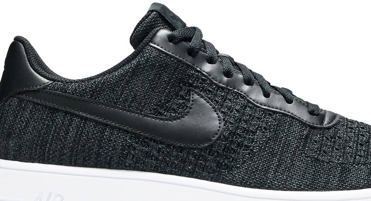 Air Force 1 Flyknit 2.0 'Black Anthracite'