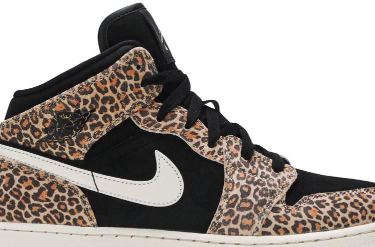 air jordan 1 leopardo