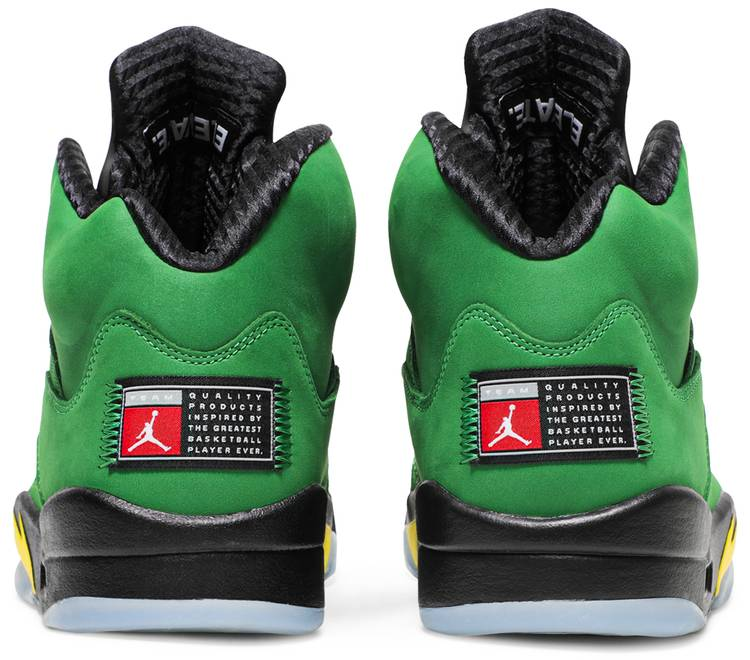 Air Jordan 5 Retro SE 'Oregon'