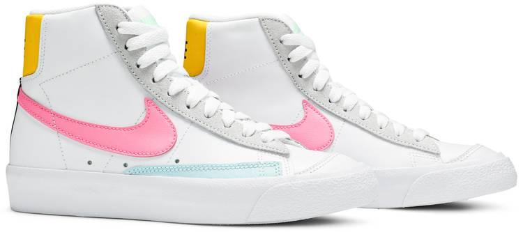 Wmns Blazer Mid '77 Vintage 'Pastel' - Nike - DA4295 100 | GOAT