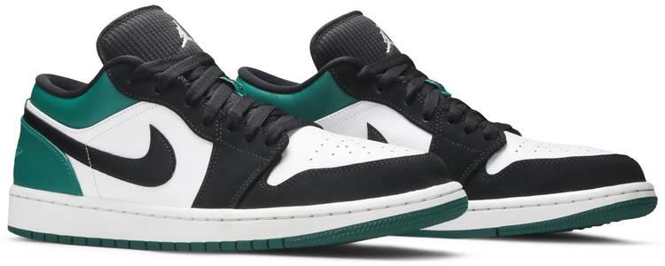 Air Jordan 1 Low 'Mystic Green'
