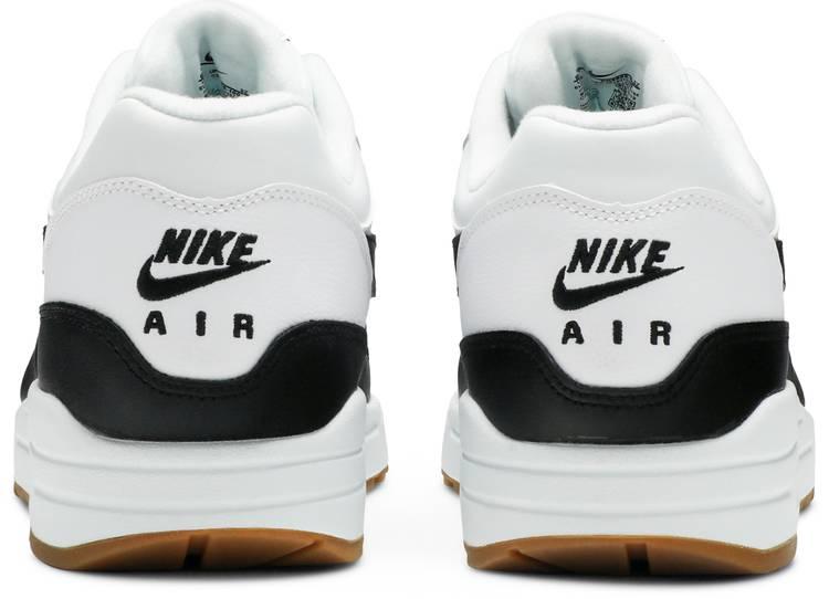air max 1 black gum