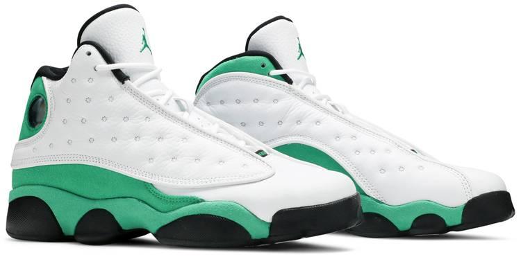 Air Jordan 13 Retro GS 'Lucky Green'