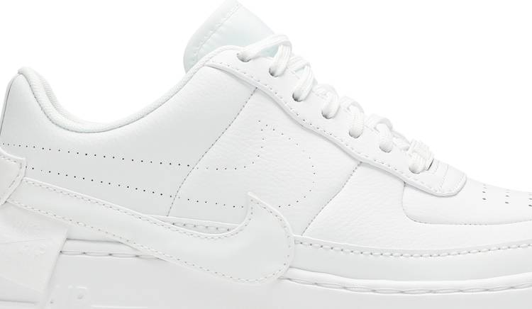 cangrejo apagado barbilla  Wmns Air Force 1 Jester XX 'Triple White' - Nike - AO1220 101 | GOAT