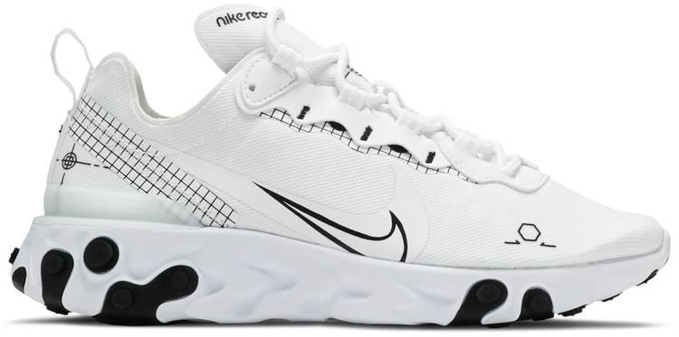 React Element 55 'Schematic' - Nike - CU3009 100 | GOAT