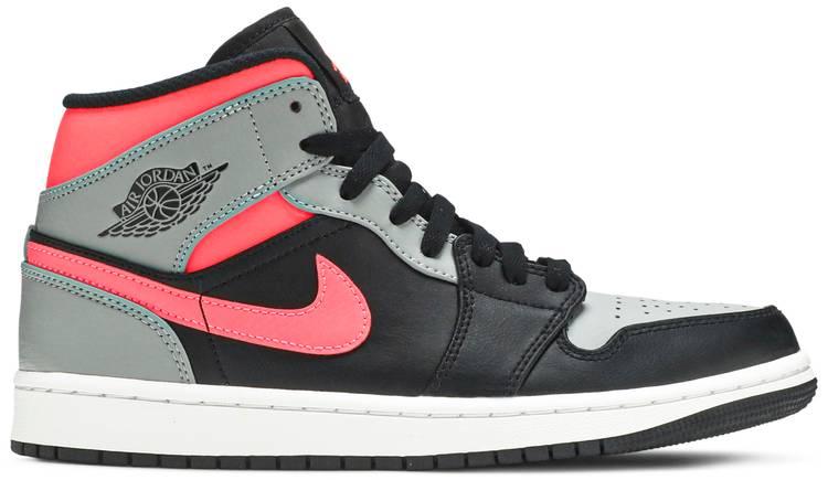 Air Jordan 1 Mid 'Pink Shadow'