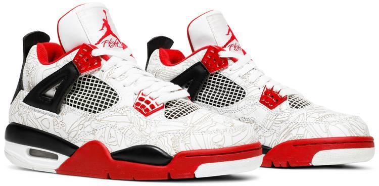 Air Jordan 4 Retro 'Laser' 2005