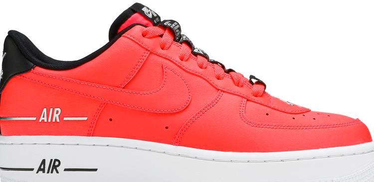 Air Force 1 '07 LV8 'Double Air Pack - Laser Crimson' - Nike ...