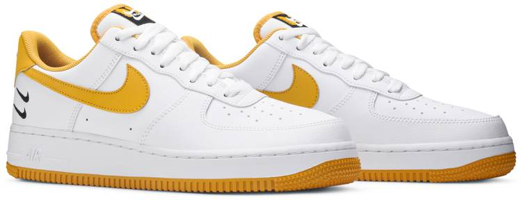 Air Force 1 '07 LV8 'Double Swoosh - White Light Ginger' - Nike ...