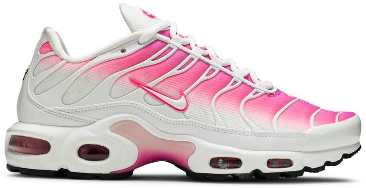 Wmns Air Max Plus 'Pink Fade'