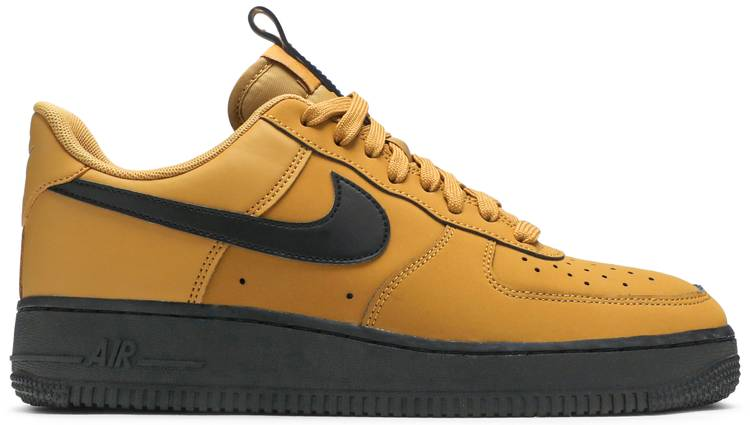 Air Force 1 Low 'Wheat Black'