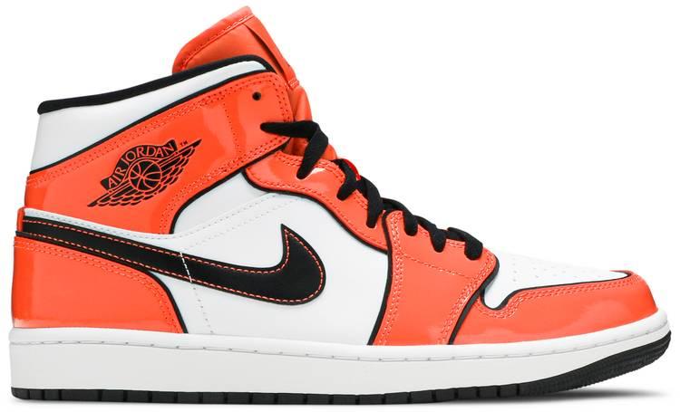 Air Jordan 1 Mid SE 'Turf Orange'