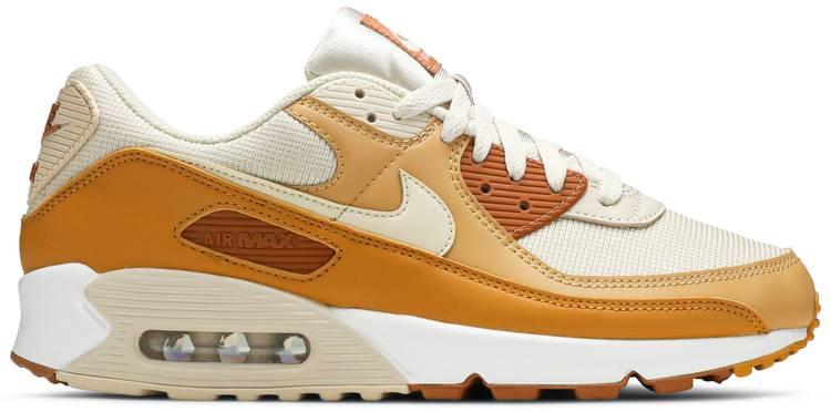 Wmns Air Max 90 'Caramel' - Nike - CZ3950 101   GOAT