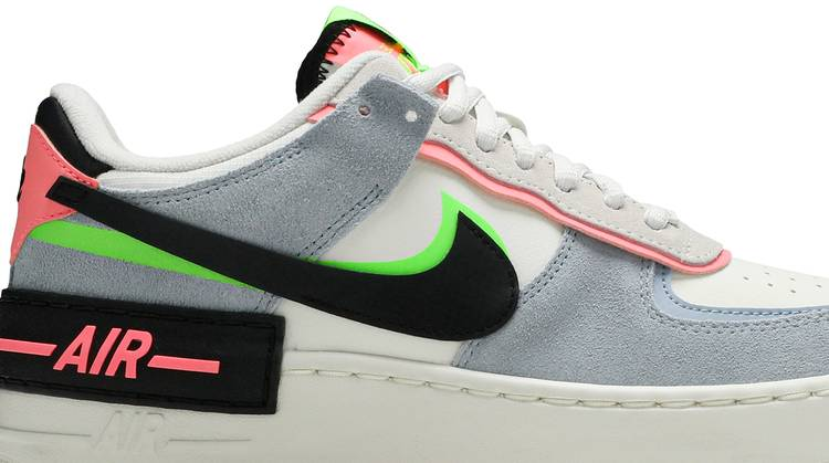 Wmns Air Force 1 Shadow 'Sunset Pulse' - Nike - CU8591 101   GOAT
