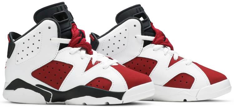 Air Jordan 6 Retro PS 'Carmine' 2021
