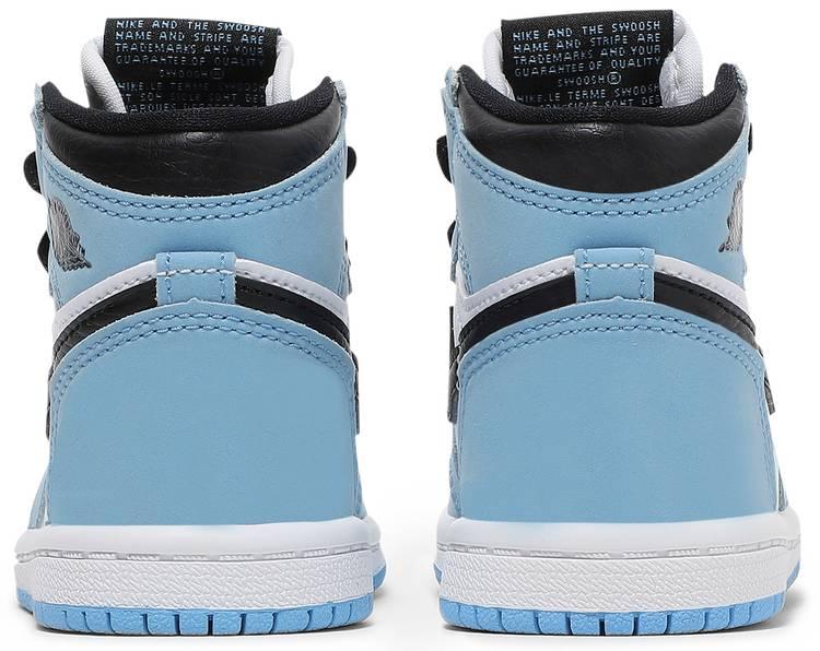 Air Jordan 1 Retro High OG TD 'University Blue'
