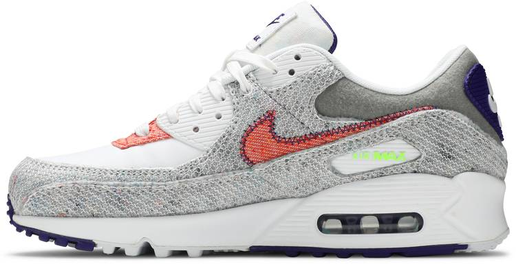 Air Max 90 'Recycled Jerseys Pack' - Nike - CT1684 100   GOAT