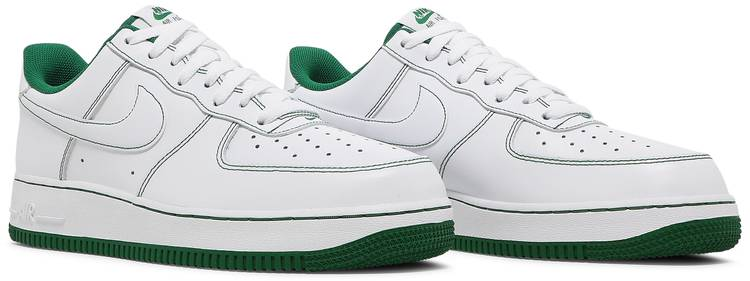 Air Force 1 '07 'Contrast Stitch - White Pine Green'