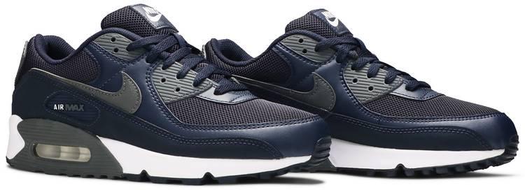Air Max 90 'Obsidian Iron Grey' - Nike - DH4095 400 | GOAT
