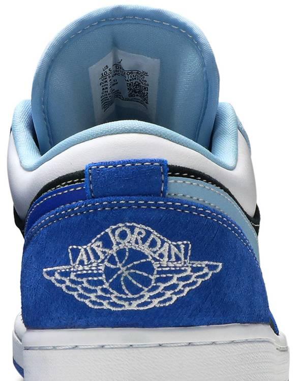 Air Jordan 1 Low SE 'Racer Blue'