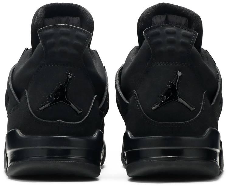 Air Jordan 4 Retro 'Black Cat' 2006