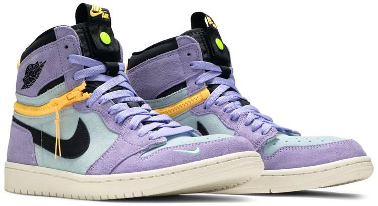 Air Jordan 1 High Switch 'Purple Pulse'