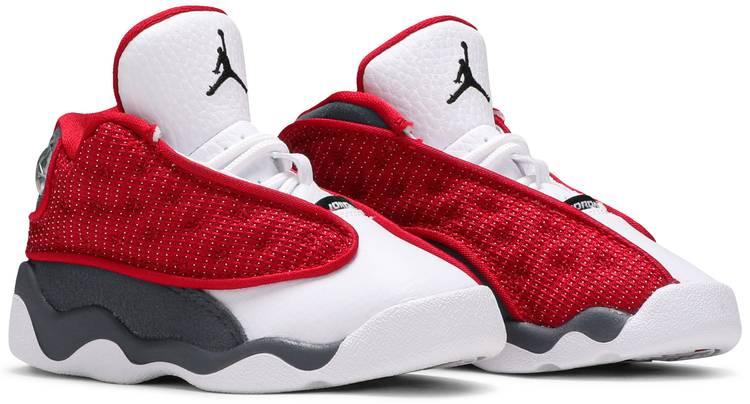 Air Jordan 13 Retro TD 'Red Flint'
