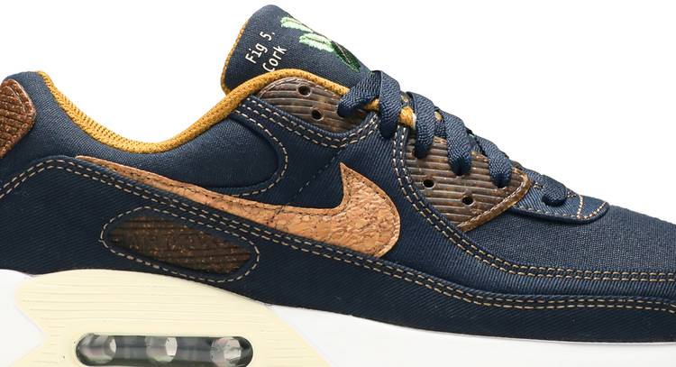Air Max 90 'Cork - Obsidian' - Nike - DD0385 400 | GOAT