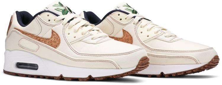 Air Max 90 'Cork - Coconut Milk' - Nike - DD0385 100   GOAT