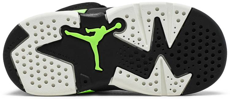 Air Jordan 6 Retro TD 'Electric Green'