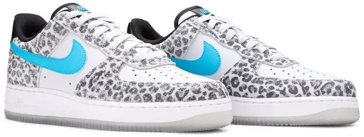 Air Force 1 Low Premium 'Snow Leopard' - Nike - DJ6192 001   GOAT