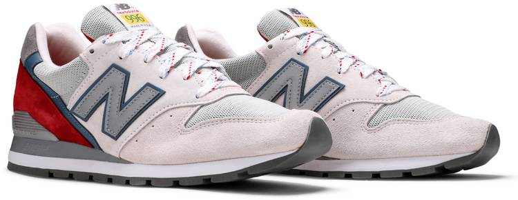 996 Made in USA 'National Parks - Beige Red' - New Balance ...