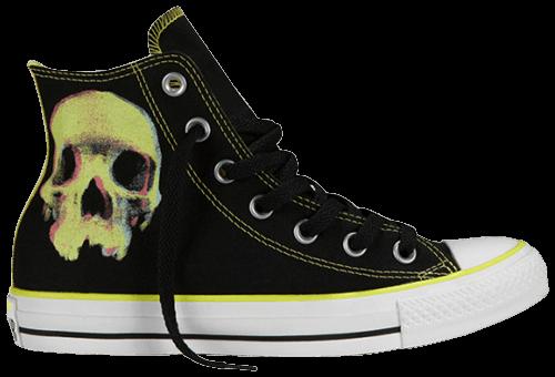2converse all star skull