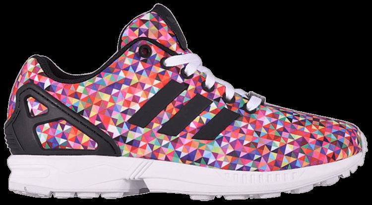 natural telegrama Florecer  ZX Flux 'Prism' - adidas - M19845 | GOAT