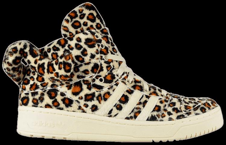Jeremy Scott Leopard Tail 'Sandstorm'