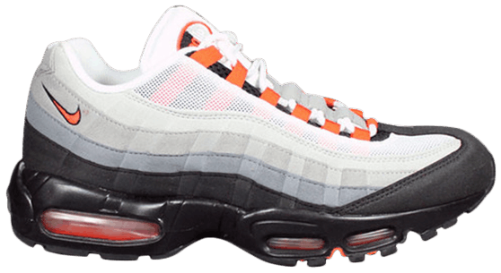 really comfortable in stock new release Air Max '95 'Team Orange'