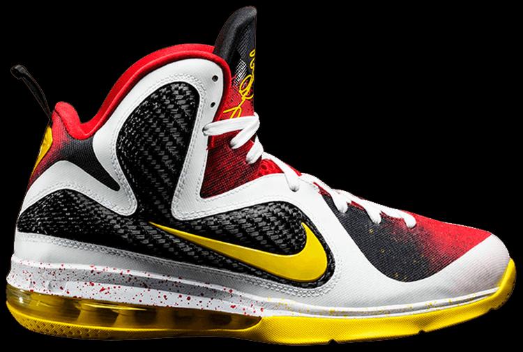 hot sale online 6655e 86a4e Nike LeBron 9  Championship Pack  PE