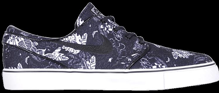 en venta en línea la compra auténtico más nuevo mejor calificado Zoom Stefan Janoski 'Black Floral' - Nike - 333824 022 | GOAT