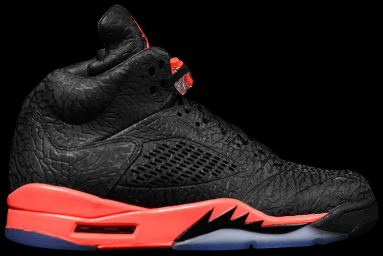 Air Jordan 5 Retro 3Lab5  Infrared  - Air Jordan - 599581 010  5f30d5d4e02d