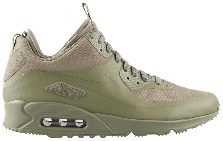 Air Max 90 Sneakerboot SP Patch 'Steel Green'