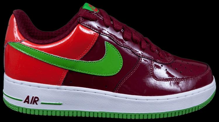 46342d9cae52 Air Force 1 Premium  Kiwi  - Nike - 312945 631