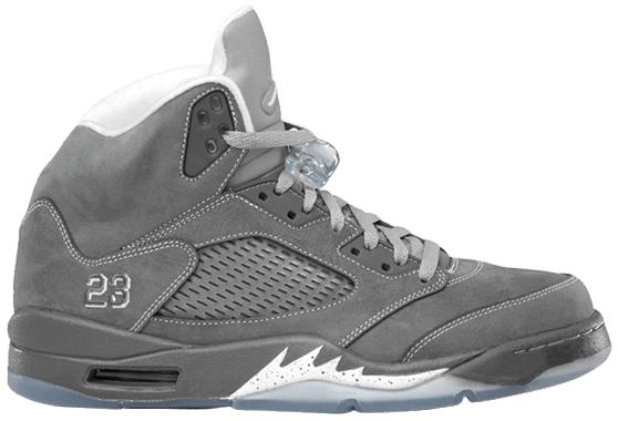 Air Jordan 5 Retro 'Wolf Grey' - Air Jordan - 136027 005 ... | 558 x 380 png 84kB
