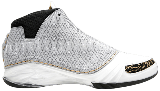 Air Jordan 23 OG 'White Stealth'