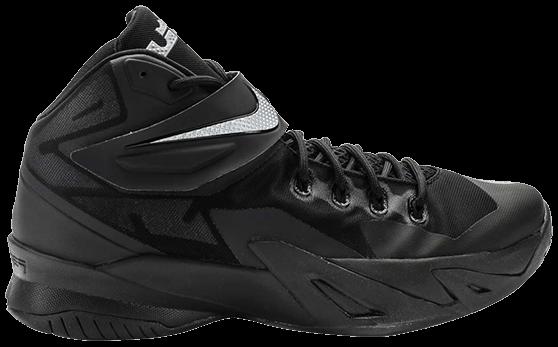 Zoom LeBron Soldier 8 - Nike - 653641 001  339064e9b12e