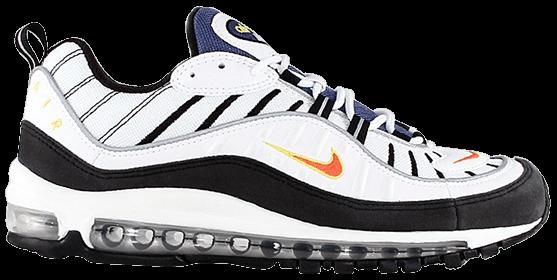 Air Max 98 'Team Orange' - Nike - 640744 101   GOAT