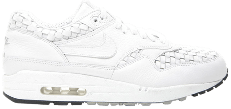 Nike Air Max 1 Premium SP 314252 112 WhiteWhiteMetallic