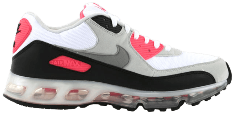 on feet shots of amazon best choice Air Max 90 360 'One Time Only'